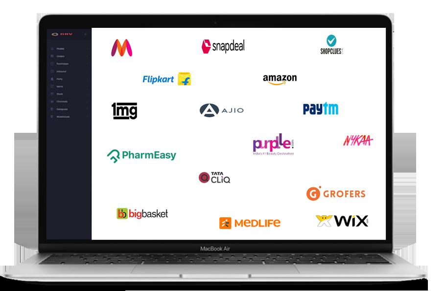 Platforms and Marketplaces integration